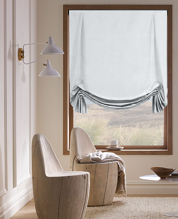 Tulip Roman Shades and Balloon Shades | The Shade Store