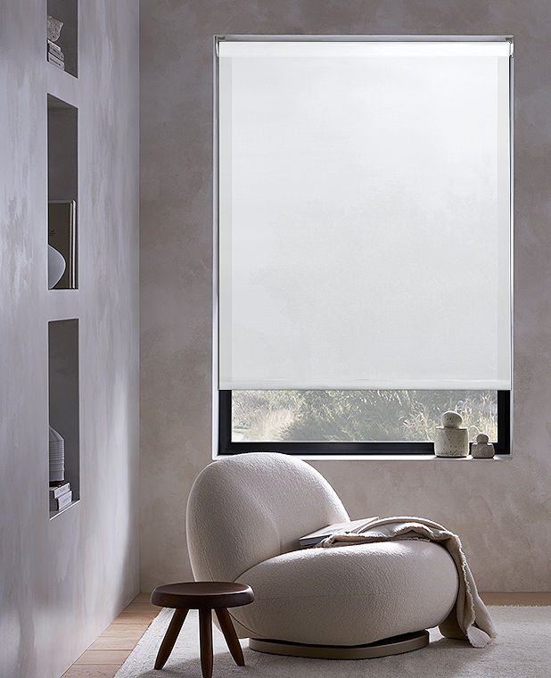 Custom Roller Shades And Blinds The Shade Store