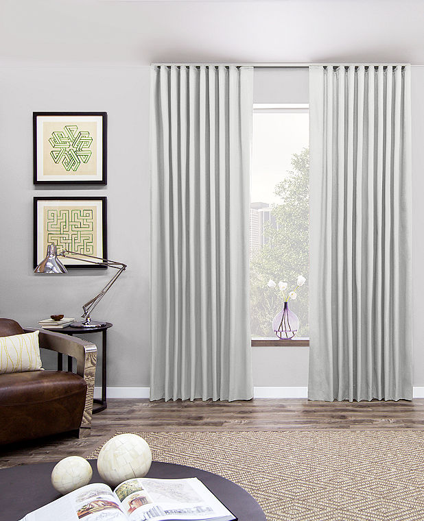 Ripple Fold Drapery Drapes The Shade Store